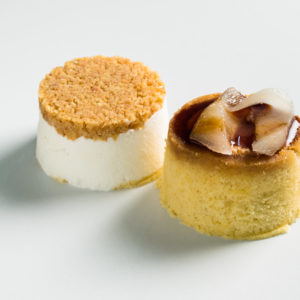 Tortino Yogurt - Charlotte Ricotta e Pere 2